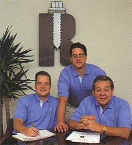 Louis, David, and Len Rosko, your partners for success. In memory of our founder Len Rosko (1938-2001)